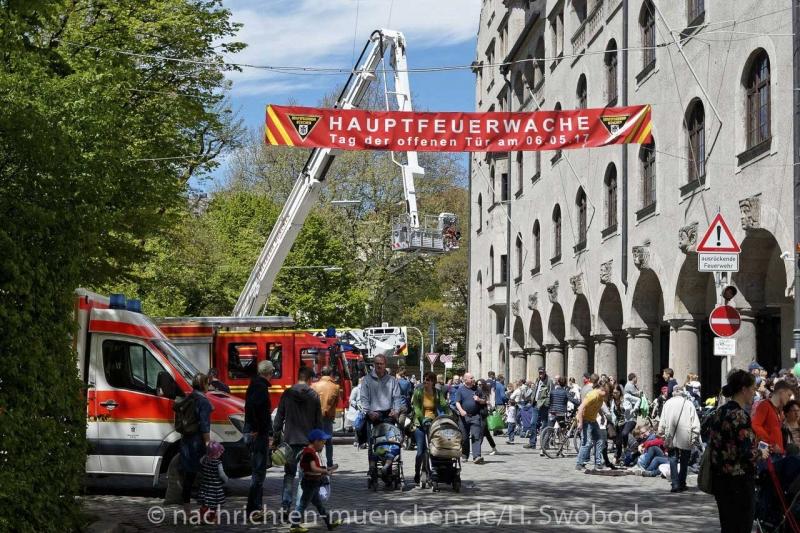Hauptfeuerwache - Tag der offenen Tuer 0430