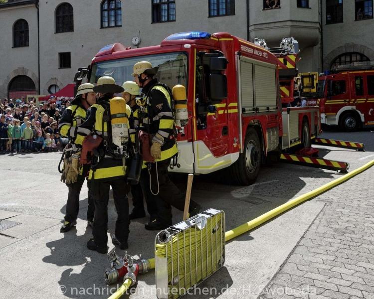 Hauptfeuerwache - Tag der offenen Tuer 0570
