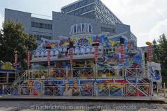 Eröffnung Trachtival im Werksviertel-Mitte