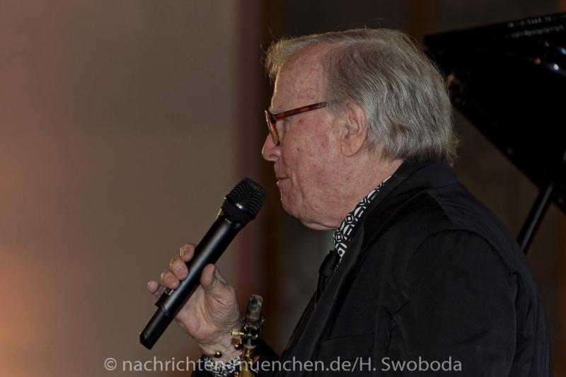 Verleihung Kultureller Ehrenpreis an Klaus Doldinger 0060