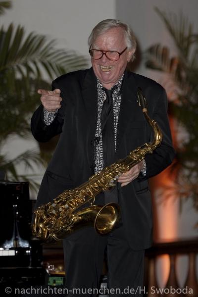 Verleihung Kultureller Ehrenpreis an Klaus Doldinger 0150