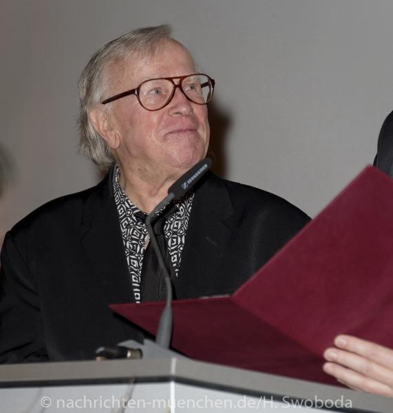 Verleihung Kultureller Ehrenpreis an Klaus Doldinger 0180