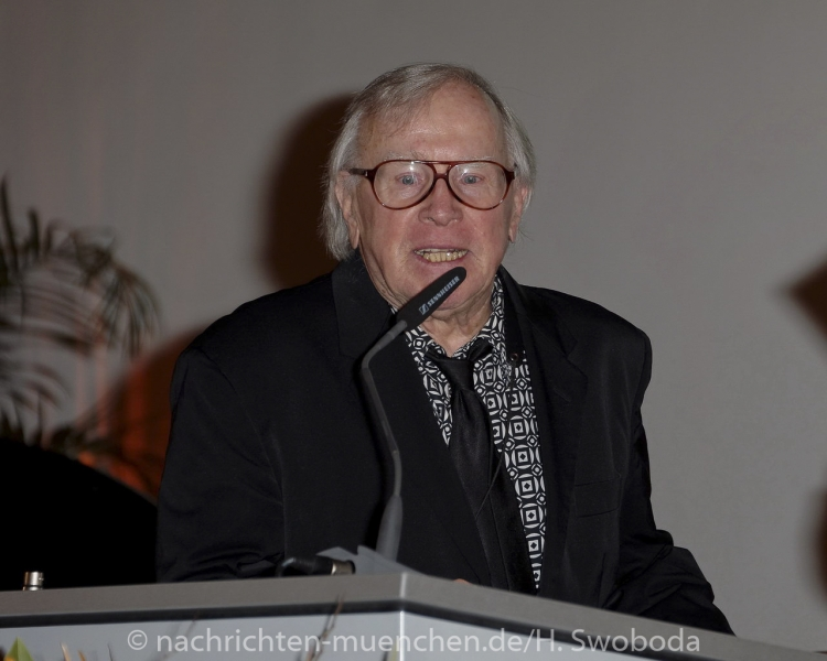 Verleihung Kultureller Ehrenpreis an Klaus Doldinger 0190