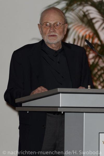 Verleihung Kultureller Ehrenpreis an Klaus Doldinger 0230