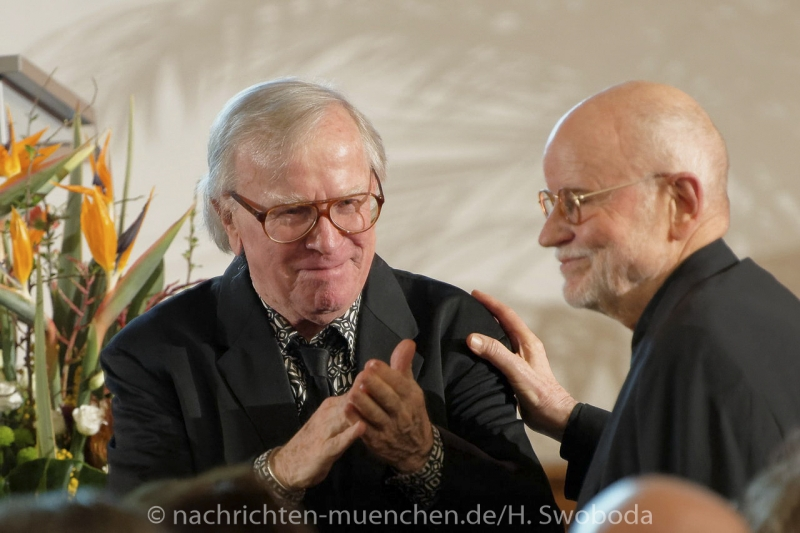 Verleihung Kultureller Ehrenpreis an Klaus Doldinger 0290