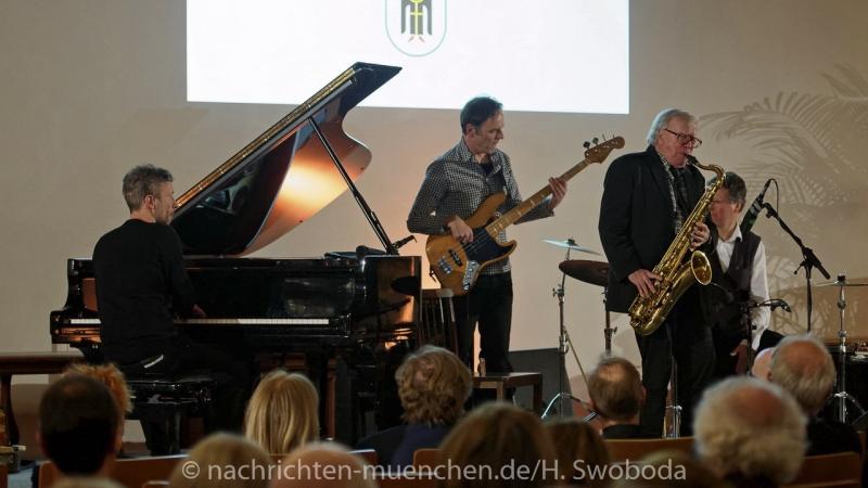 Verleihung Kultureller Ehrenpreis an Klaus Doldinger 0340