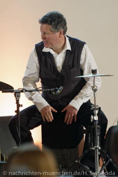 Verleihung Kultureller Ehrenpreis an Klaus Doldinger 0360