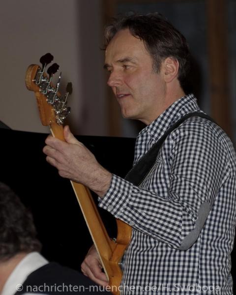 Verleihung Kultureller Ehrenpreis an Klaus Doldinger 0460