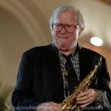 Verleihung Kultureller Ehrenpreis an Klaus Doldinger 0090