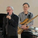 Verleihung Kultureller Ehrenpreis an Klaus Doldinger 0310