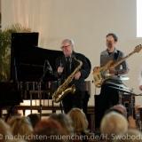 Verleihung Kultureller Ehrenpreis an Klaus Doldinger 0380