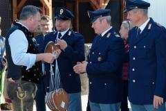 Wiesn - PolizeiSanitaterFeuerwehr ItalienFrankreichOesterreich 0080