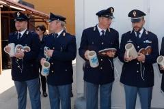 Wiesn - PolizeiSanitaterFeuerwehr ItalienFrankreichOesterreich 0090