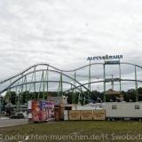 Wiesn_Aufbau 0170