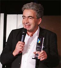 Peter Schönhofen mit Award