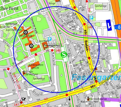 Sperrgebiet Fliegebombe Cincinnatistraße