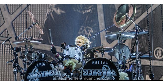 Scorpions World Tour Th