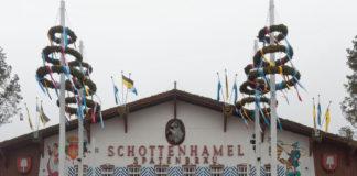 Festhalle Schottenhamel auf dem Oktoberfest München