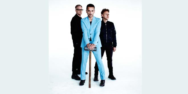 depeche mode auf global spirit tour live im olympiastadion m nchen nachrichten m nchen. Black Bedroom Furniture Sets. Home Design Ideas