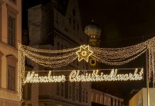 Der Münchner Christkindlmarkt 2016