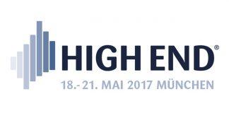 HIGH END® 2017 vom 18. bis 21. Mai im MOC München