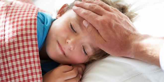 In Bayern bleibt immer öfter der Papa beim kranken Kind