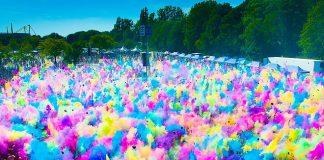 Das Holi Festival of Colours 2017
