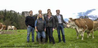 """""""Wir lassen die Kuh raus!"""" - Andechser Molkerei Scheitz belohnt Weidegang"""