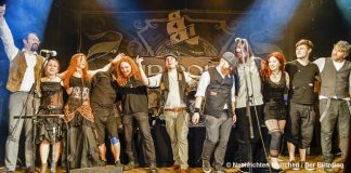 Irish Folk Rock mit Tir Nan Og im Spectaculum Mundi
