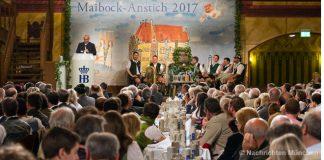 Bildstrecke: Maibock-Anstich 2017