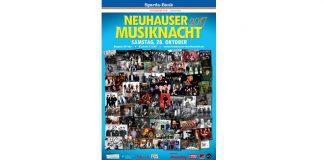 Neuhauser Musiknacht 2017
