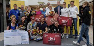 Gewinner Riem Arcaden Run 2017