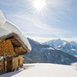 Winterwandern, Rodeln und authentische Lebensart in traumhafter Natur