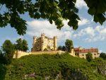Das Schloss Hohenschwangau - Schloss in Schwangau