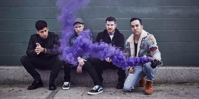 Fall Out Boy: Rückkehr der Pop-Punk-Explosion - 08.04.2018 Zenith München