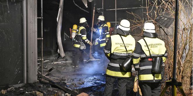 Hoher Sachschaden bei Brand in Schule