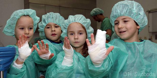 Tag des brandverletzten Kindes 2017
