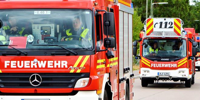 Abgefeuerte Feuerwerksrakete Verursacht Zimmerbrand Nachrichten