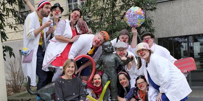 20 Jahre KlinikClowns