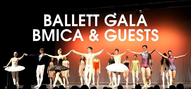 Ballett Gala BMICA & Guests mit internationalen Stars