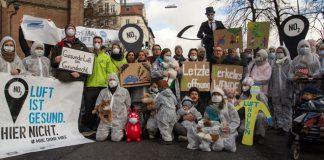 Letzte Hoffnung Verkehrswende: Hält der Stadtrat sein Versprechen für saubere Luft in München?