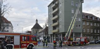 Zimmerbrand legt Trambahn lahm