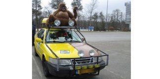 Rallye mit älteren Gebrauchtfahrzeugen