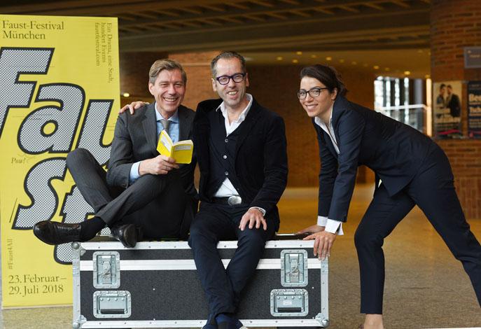 Wir sind Faust! – Das Faust-Festival München