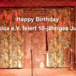 3000 Stunden Musik und noch viel mehr: ars musica e.V. feiert 10-jähriges Jubiläum