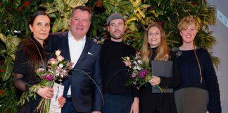 Felix Richter gewinnt Münchner Modepreis 2018