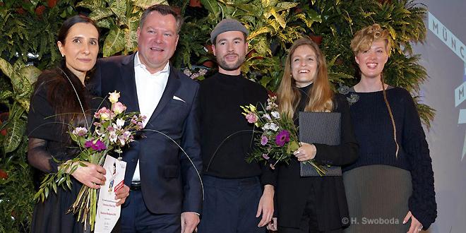 Gewinner Münchener Modepreis 2018