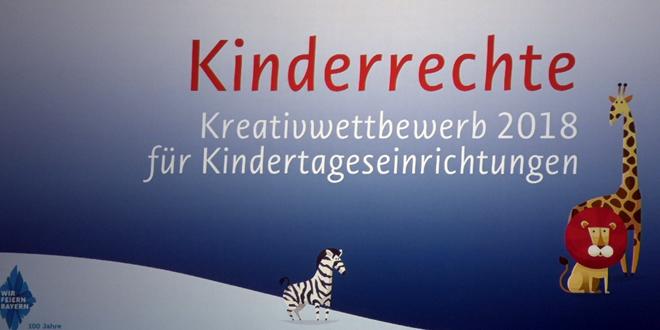 Kreativwettbewerb Kinderrechte 2018