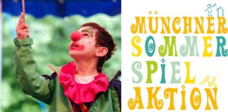 Münchner Sommer-Spiel-Aktion: ab 1. Mai 2018!