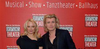 Pamela Anderson & Hans Klok